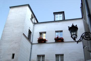 Rénovation rue des Tournelles (75)