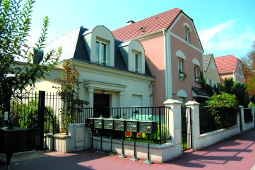 Ensemble résidentiel à Saint-Maurice (94)